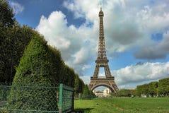 Paris in October. Detail of Paris, France, October 2005 Stock Photo
