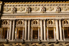 Paris opera Stock Image