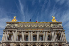 Paris Opera Building Royalty Free Stock Images