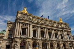 Paris Opera Building Stock Photos