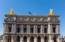 Paris opera Royalty Free Stock Photo