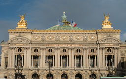 Paris Opera Royalty Free Stock Image