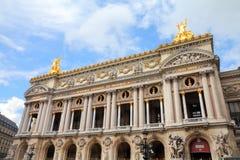Paris - Opera Garnier Royalty Free Stock Photos