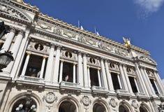 Paris Opera Garnier Royalty Free Stock Photos