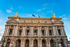 Paris: Opera Garnier Stock Photography