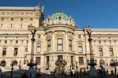 The Paris Opera or Garnier Palace.France. Royalty Free Stock Image