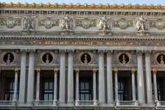 The Paris Opera or Garnier Palace.France. Stock Photos