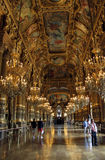 Paris Opera House Royalty Free Stock Images