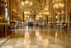 Paris Opera House Stock Image