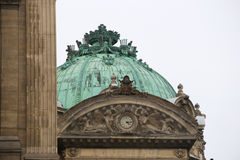 Paris Opera House Dome Royalty Free Stock Images