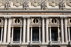 Paris Opera House Royalty Free Stock Photos