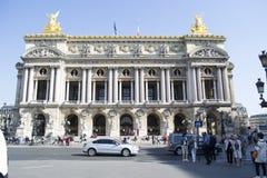Paris Opera house Stock Images