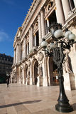 Paris Opera house in Paris, France Royalty Free Stock Images