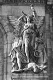 Paris Opera House Sculpture Royalty Free Stock Photography
