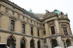 Paris Opera House Royalty Free Stock Images