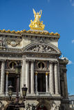 The Paris Opera Stock Photography