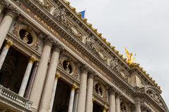 Paris Opera - 01 Stock Image
