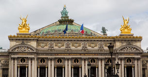 Paris Opera Royalty Free Stock Image