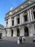 Paris Opera Theatre Stock Images
