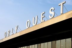 Paris, orly airport royalty free stock images