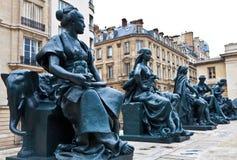 Paris - Orsay museum arkivbild