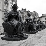 Paris - Orsay Museum Stock Photography