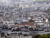 Paris overview, France Stock Images