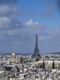 Paris overview, France Stock Image