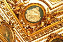 PARIS: Palace hotel of Crillon Royalty Free Stock Images