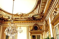 PARIS: Palace hotel of Crillon Stock Photography