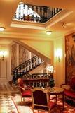 PARIS: Palace hotel of Crillon Royalty Free Stock Photography