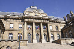 Paris,Palais de Justice Royalty Free Stock Photos