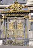 Paris,Palais de Justice Gate royalty free stock photos