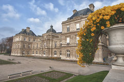 Paris palais du luxembourg Stock Photos