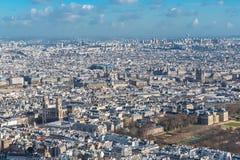 Paris, panorama image libre de droits