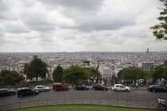 Paris panorama Royalty Free Stock Image
