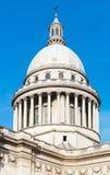Paris panteon Fotografering för Bildbyråer