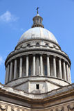 Paris - Pantheon Arkivbild