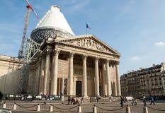 Paris - The Pantheon Stock Images