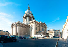 Paris Pantheon Royalty Free Stock Photos