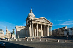 Paris Pantheon Stock Photography