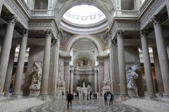 Paris - Pantheon Royalty Free Stock Photography