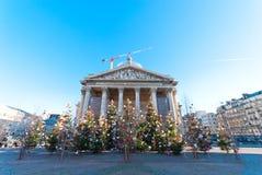 Paris Pantheon Stock Images