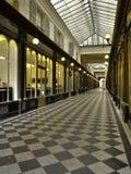 Paris: Passage Vero-Dodat Arkivfoto