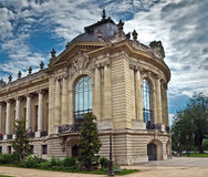 Paris - Petit Palais museum Stock Images