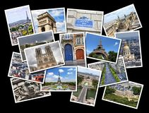 Paris photos Royalty Free Stock Photo