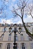 Paris - Place de Fustemberg Royalty Free Stock Photo