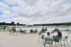 Paris Place de la Concorde Royalty Free Stock Photography