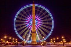 Paris. Place de la Concorde. Stock Image
