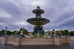 Paris - Fountain of the Seas royalty free stock photography